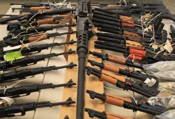 القوات المسلحة تضبط أسلحة وذخائر بالقضارف
