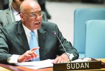 مندوب السودان بالأمم المتحدة: نمضي للتحكيم حول حلايب بثبات وقوة