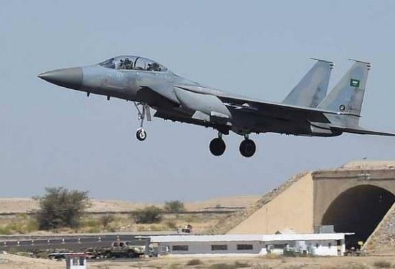 مقاتلات التحالف تدمر تعزيزات عسكرية للحوثيين