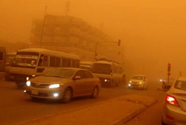 تعليق الرحلات بمطار الخرطوم بسبب الأحوال الجوية