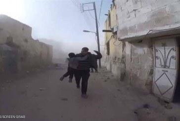 (1000) قتيل حصيلة استهداف النظام السوري للمدنيين بالغوطة الشرقية