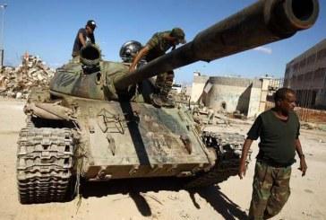 الجيش الليبي يقصف متمردين تشاديين في جنوب البلاد