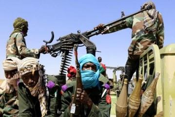 مراقبة دولية لحركات دارفور المسلحة في ليبيا وجنوب السودان