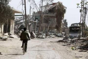 الجيش السوري (يسيطر) على كامل الغوطة الشرقية