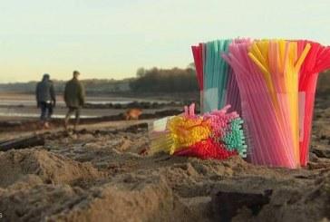 حرب بريطانية غير مسبوقة على (الشفاطات البلاستيكية)