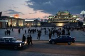 ضحايا صينيون في عاصمة كوريا الشمالية