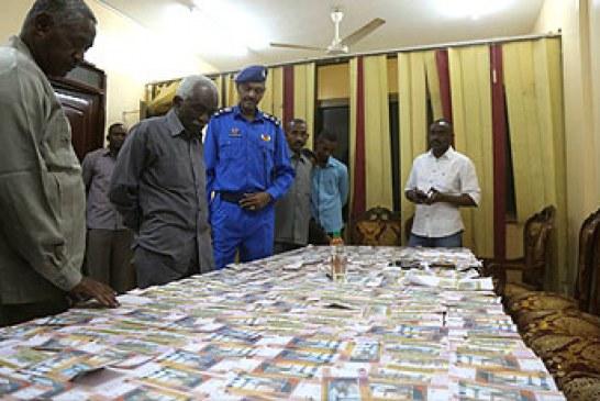 ضبط أكبر عصابة متخصصة في تزوير العملات بالخرطوم