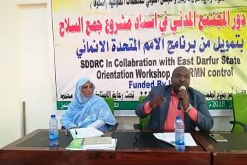 تجربة برنامج نزع السلاح في السودان .. تسريح وإدماج (50) ألف مقاتل سابق