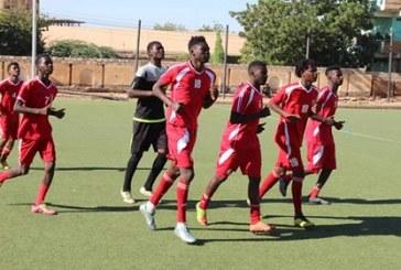 المنتخب الاولمبي السوداني يعسكر في اثيوبيا