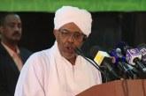 البشير يتهم مندسين بقتل المتظاهرين ويبرئ القوات النظامية
