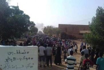 تجدد الاحتجاجات بالخرطوم وعدد من الولايات