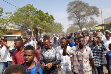 إحتجاجات مدينة غبيش.. تململ حكومي وإرتياح شعبي لسلمية المُظاهرات