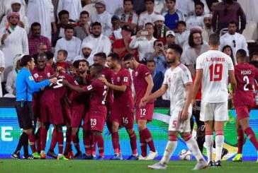 الاتحاد الآسيوي يرفض إحتجاج الإمارات ضد قطر