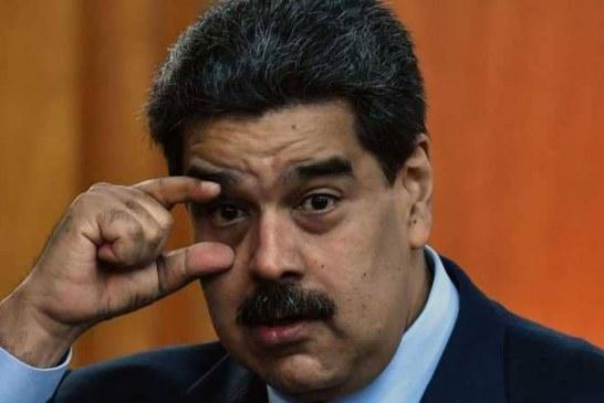 """""""انقلاب عسكري"""" على """"مادورو""""  رئيس فنزويلا في واشنطن"""