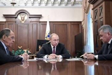 موسكو ترد على واشنطن وتقرر الانسحاب من معاهدة القوى النووية