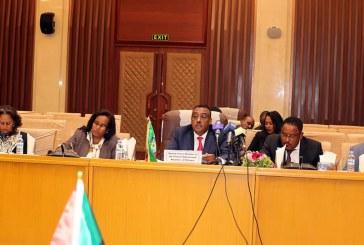 السودان واثيوبيا يناقشان ملف الحدود والقضايا العالقة