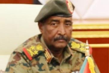 العسكري: لا توجد حسابات للبرهان علي مواقع التواصل الإجتماعي