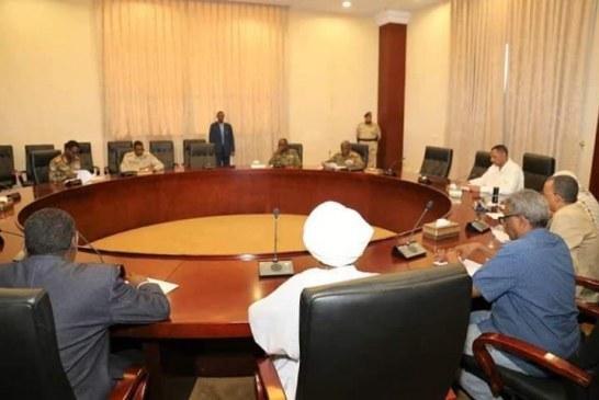 استئناف التفاوض بين المجلس العسكري وقوى الحرية والتغيير اليوم