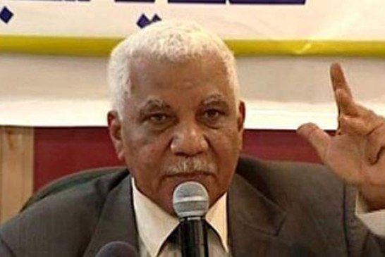 عزل احمد بلال عثمان من الامانة العامة للاتحادى الديمقراطي