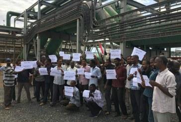 السودان: إستجابة واسعة للإضراب وتأثر حركة الطيران