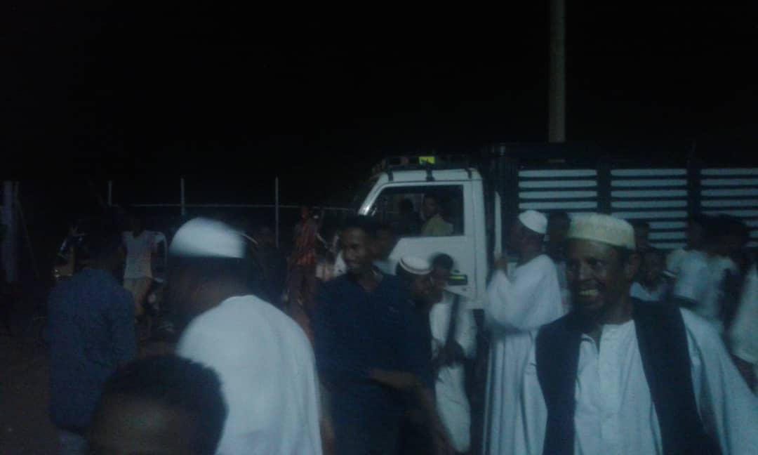 تظاهرات باحياء القطينة لتردي خدمات الكهرباء والمياه