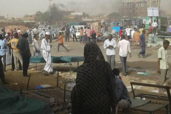 السودان: (7) قتلى وعدد من الجرحى في هجوم لفض الإعتصام بالقيادة