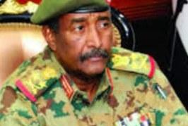 البرهان يهنئ الشعب السوداني بمناسبة عيد الأضحى المبارك