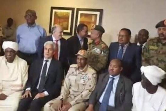 السودان: تكتل سياسي يهدد بالتظاهر والاعتصام رفضا للإتفاق