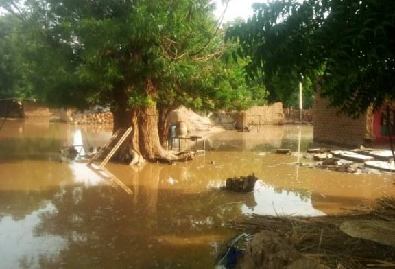 أهالي سنار .. إستغاثة من قلب السيول والفيضانات