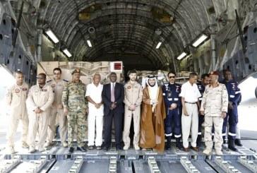 وصول مساعدات قطرية لمتضرري السيول والأمطار