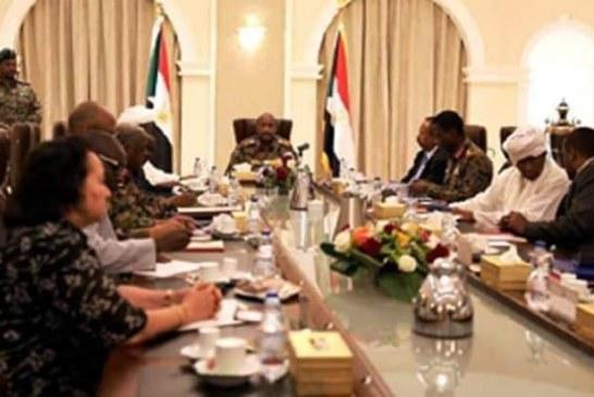 """تفاصيل اجتماع عاصف لـ""""السّيادي"""" بشأن الولاة العسكريين"""