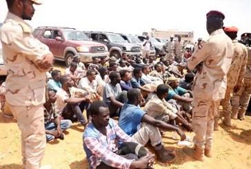 """الدعم السريع """"نموذجا"""" .. جهود سودانية لمكافحة الهجرة غير الشرعية!!"""