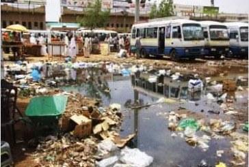 والي الخرطوم يستنجد بالخبراء لحل قضية النفايات
