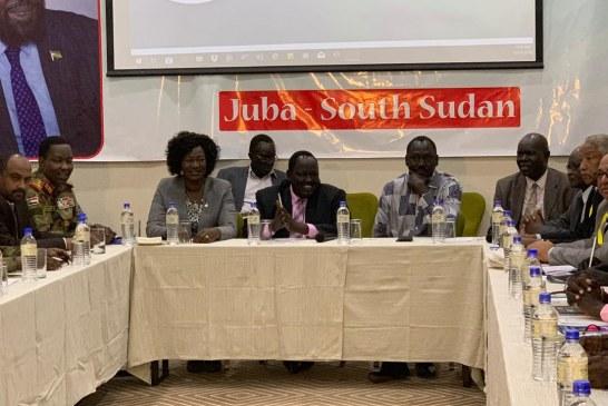 إنطلاق الجلسة الثانية للمفاوضات بين الحكومة والحركة الشعبية بجوبا