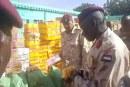 الدعم السريع تضبط كميات من الكريمات والخمور والزئبق بغرب دارفور