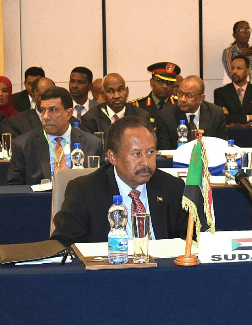 إختيار السودان رئيساً لمنظمة الإيقاد