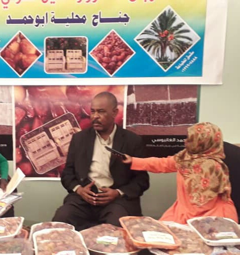 """""""مهرجان التمور"""" مزارعو أبوحمد: اعطني رعاية وفلاحة… اعطيك ثمار وجوائز"""