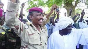 متحركات من الدعم السريع  بجنوب دارفور لتأمين موسم الحصاد
