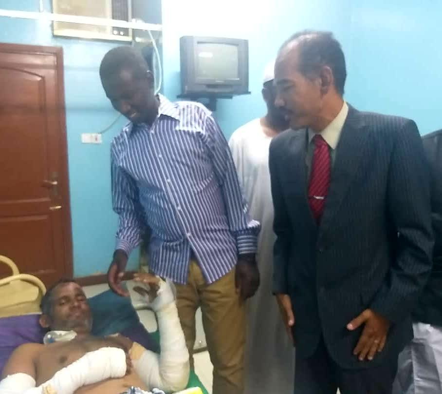 التيار الشبابي يدعو لإنشاء صندوق خيري لعلاج المتأثرين بتفجيرات مصنع السيراميك