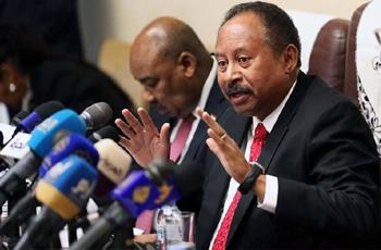 حمدوك: توقعاتنا كبيرة بدعم اصدقاء السودان للاقتصاد