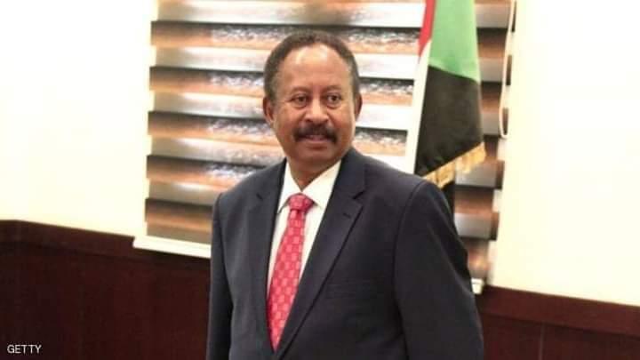 حمدوك: استمرار العقوبات الأمريكية سيعجل بإنهيار السودان