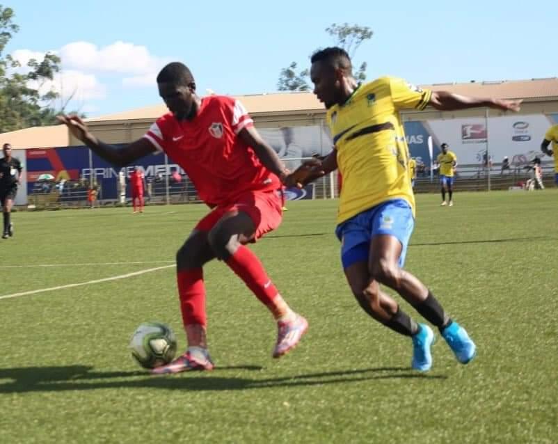 المنتخب الوطني يختتم مشوار سيكافا بالتعادل السلبي مع تنزانيا