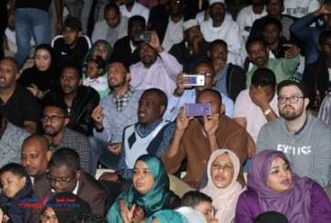 قطر تشارك الجالية السودانية الاحتفالات بالاستقلال وذكري الثورة