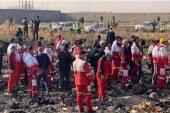 """مقتل (176) في تحطم طائرة أوكرانية في إيران وطهران ترفض تسليم """"الصندوق الأسود"""""""