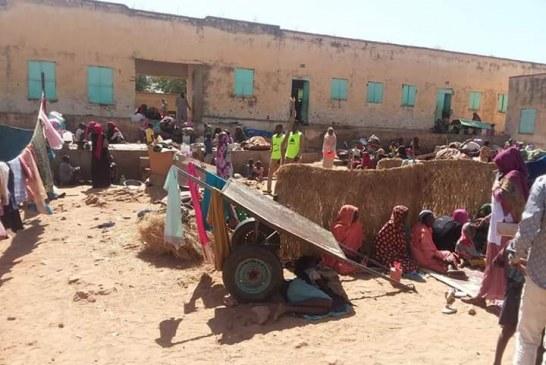 الأمم المتحدة: فرار 57 ألف مواطن من أحداث غرب دارفور